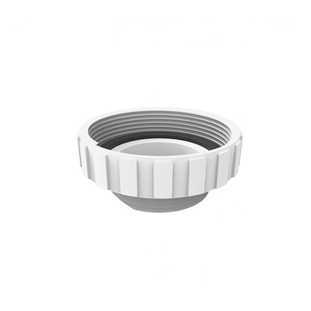 """Пластиковое кольцо с резьбой 2""""х5/4"""""""