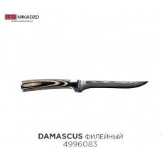 Нож филейный Mikadzo Damascus