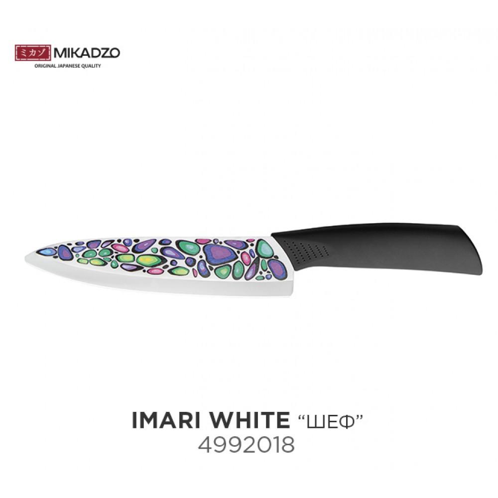 """Нож """"Шеф"""" Mikadzo Imari-W-ST"""